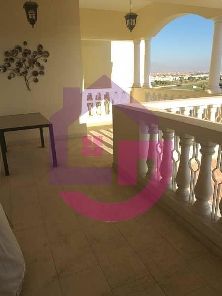 2 Nicely Furnished  One Bedroom Royal Breeze Al Hamra Village