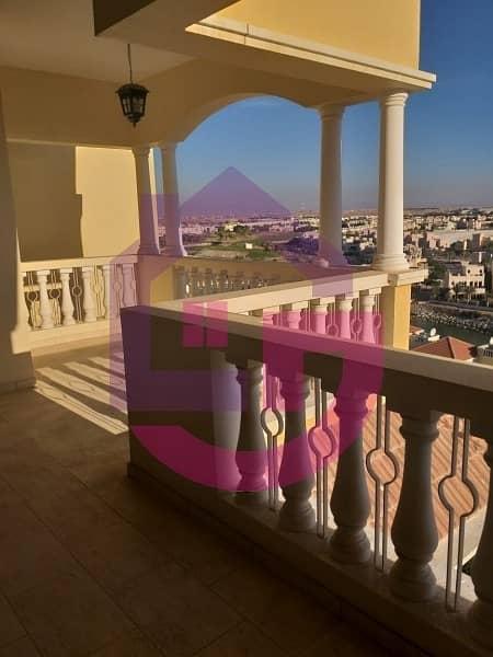 14 Nicely Furnished  One Bedroom Royal Breeze Al Hamra Village