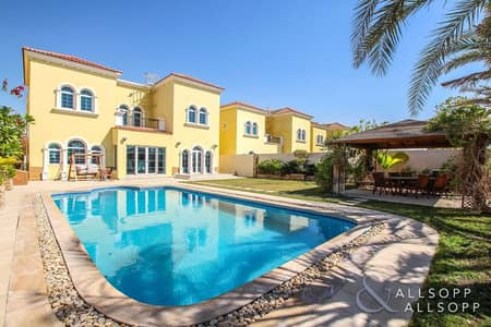 3 Bedroom Villa for Rent in Jumeirah Park, Dubai - 3 Bed   Private Pool   Extended   Upgraded