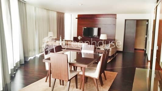 2 Bedroom Apartment for Sale in Downtown Dubai, Dubai - Furnished by Armani | Brand New | No Pillars