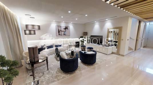 3 Bedroom Villa for Sale in DAMAC Hills (Akoya by DAMAC), Dubai - Modern Villas | Furnished by Fendi | Pay in 4yrs. PP