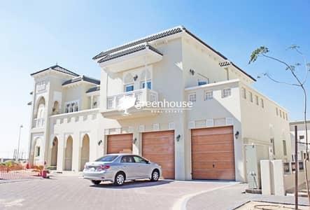 6 Bedroom Villa for Rent in Al Furjan, Dubai - VACANT | 6 B.R Massive Quortaj Style Villa