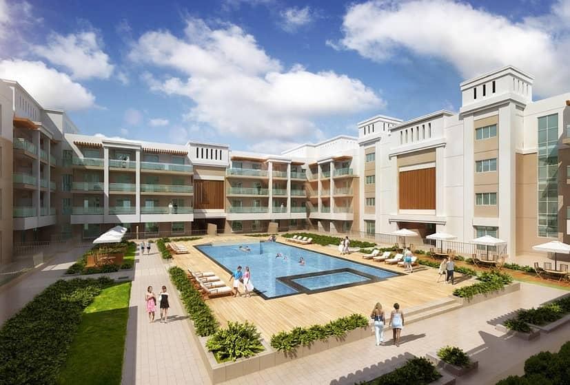 Spacious Apartment | Massive Terrace Area | Ready Q3 2018