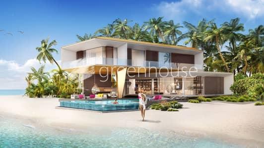 5 Bedroom Villa for Sale in The World Islands, Dubai - Limited Edition! Elite Contemporary Beach Villas
