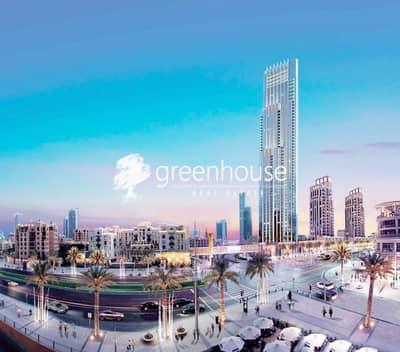 2 Bedroom Apartment for Sale in Downtown Dubai, Dubai - Marvelous 2 B/R | Premium Unit | Vida Residence