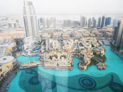 2 Bedroom Apartment for Sale in Downtown Dubai, Dubai - Brand New Apt. | No Pillars | Full Fountain view