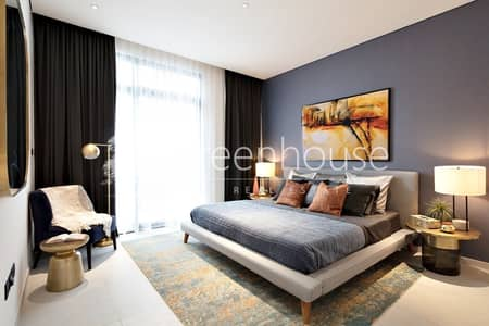 Luxury Affordable Contemporary 3 BR Pool View Apartment