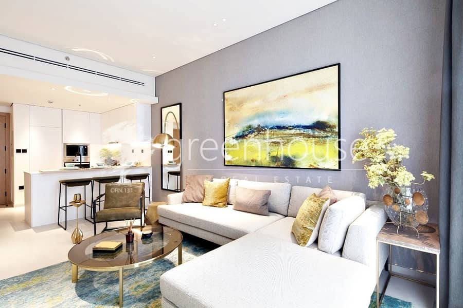 2 Luxury Affordable Contemporary 3 BR Pool View Apartment