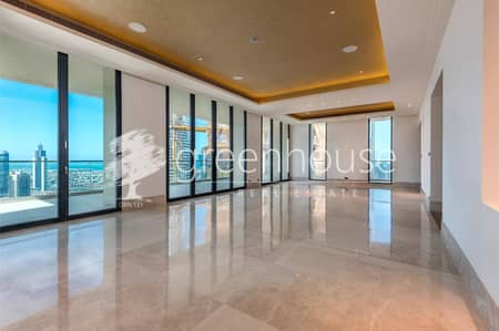 4 Bedroom Penthouse for Rent in Downtown Dubai, Dubai - Luxurious