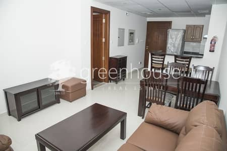 1 Bedroom Flat for Rent in Dubai Sports City, Dubai - Furnished