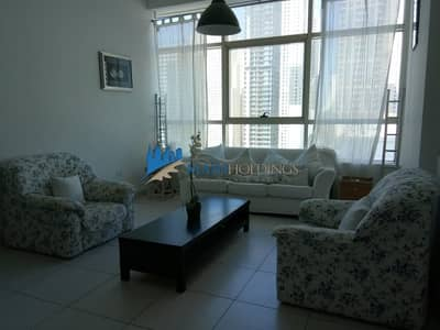 2 Bedroom Flat for Rent in Dubai Marina, Dubai - 2 Bedrooms Fully Furnished Vacant