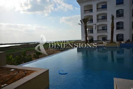 Studio for Sale in Yas Island, Abu Dhabi - Good Investment at Yas Island! Studio with Rent Refund!