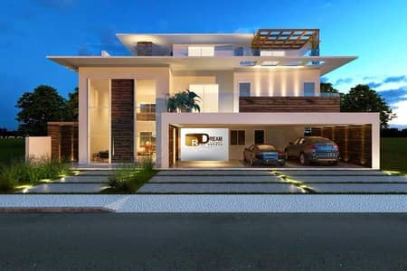 4 Bedroom Villa for Sale in Umm Suqeim, Dubai - PAY 100 K , OWN VILLA 3 FLOOR IN DUBAI , and enjoy with more area and cheapest price.