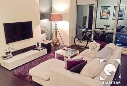 1 Bedroom Apartment for Rent in Dubai Marina, Dubai - Located Mid Floor | Vacant | JBR Facing.