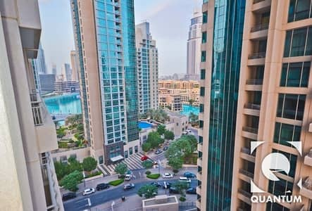 1 Bedroom Apartment for Rent in Downtown Dubai, Dubai - Very Spacious | Nice View | Unfurnished.