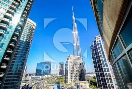 2 Bedroom Apartment for Rent in Downtown Dubai, Dubai - Burj Khalifa View | Great Price | Vacant