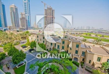2 Bedroom Flat for Rent in Dubai Marina, Dubai - Vacant   Emaar 6   Full Golf Course View