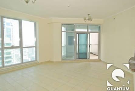 3 Bedroom Apartment for Rent in Dubai Marina, Dubai - Vacant I High Floor I Amazing Palm Views
