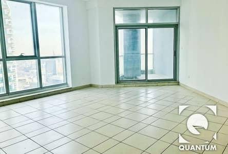 1 Bedroom Apartment for Rent in Dubai Marina, Dubai - Mid floor/ Un-furnished/ Balcony