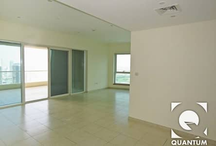 3 Bedroom Flat for Rent in Dubai Marina, Dubai - Spacious I Bright I Two Balconies