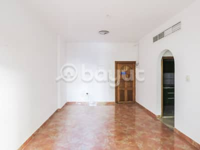 1 Bedroom Apartment for Rent in Al Qasimia, Sharjah - Luxury Offer One B H K In Very Cheap Price central A c  Gas