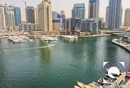 1 Bedroom Apartment for Rent in Dubai Marina, Dubai - Upgraded| Stunning Views| Vacant| EMAAR
