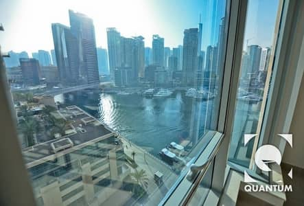 2 Bedroom Flat for Rent in Dubai Marina, Dubai - Middle Floor - Great Price - Available