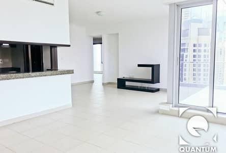 3 Bedroom Apartment for Rent in Dubai Marina, Dubai - Full Marina View|Mid Floor|Vacant| EMAAR