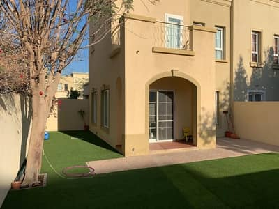 2 Bedroom Villa for Rent in The Springs, Dubai - 2BR +STUDY DOUBLE STOREY C AC VILLA IN SPRINGS FOR RENT