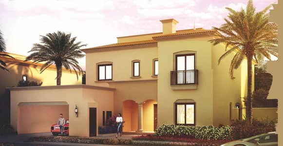 3 Bedroom Villa for Sale in Dubai South, Dubai - No commission Pay 100K and Own the cheapest standalone Villa With 5 years payment plan