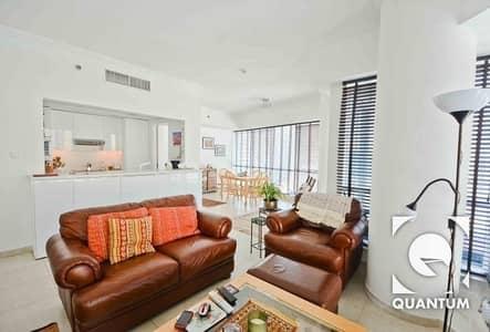 2 Bedroom Apartment for Rent in Dubai Marina, Dubai - Exclusive - Upgraded - Full Marina View
