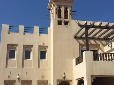 4 Bedroom Villa for Rent in Al Hamra Village, Ras Al Khaimah - FOR RENT FURNISHED 4 BEDROOM TOWNHOUSE