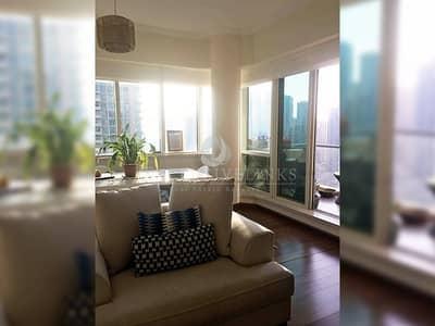 1 Bedroom Flat for Sale in Dubai Marina, Dubai - 1 Bed Apartment with Study | Marina View