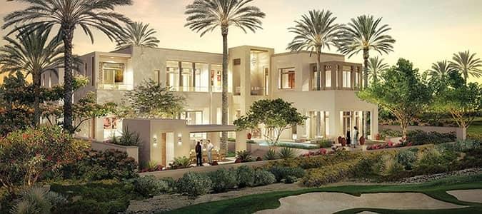 4 Bedroom Villa for Sale in Dubai Hills Estate, Dubai - 100% discount on DLD, the fastest opportunity to get your dream villa. .
