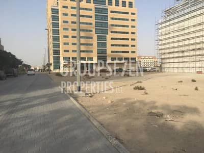 Plot for Sale in Jumeirah Village Circle (JVC), Dubai - Best Corner Plot G plus 10 direct on the  Bijada Blvd in District 11 in JVC