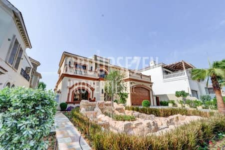 5 Bedroom Villa for Sale in Jumeirah Golf Estate, Dubai - Custom build  villa on the Golf coarse