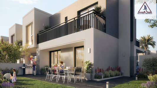 3 Bedroom Villa for Sale in Dubai South, Dubai - LUXURY LIVING IN THE MOST AFFORDABLE 3 BR VILLA FROM EMAAR