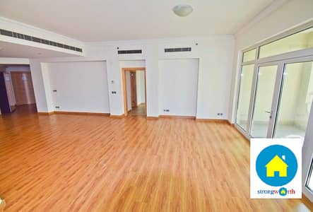 UF 3 Bedroom + Maids room with Kitchen Appliances - C Type on Palm Jumeirah Shoreline
