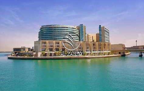 2 Bedroom Flat for Rent in Al Raha Beach, Abu Dhabi - Full Canal View 2 Bedroom Apartment in Al Rahba