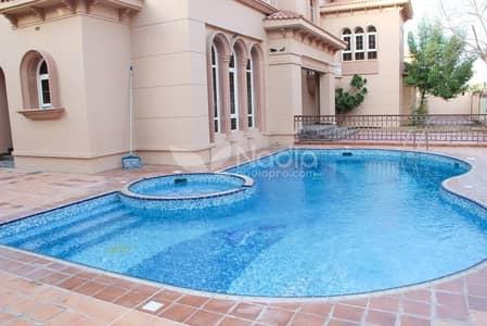 6 Bedroom Villa for Rent in Jumeirah, Dubai - Luxury 6 Bedroom Villa with Maids
