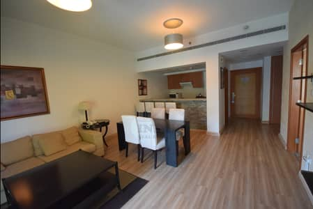 1 Bedroom Apartment for Rent in The Greens, Dubai - 1BR Furnished | Hotel Apartment | Al Alka 1