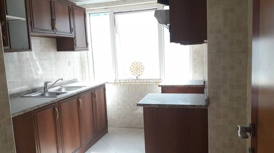 1 Bedroom Flat for Rent in Al Taawun, Sharjah - Spacious 1BR + Gym | Close to Exit Dubai