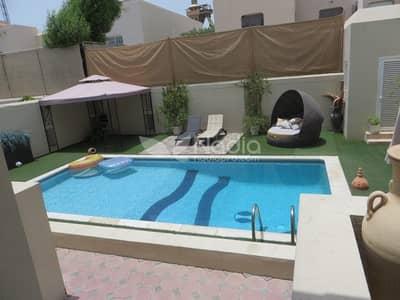 4 Bedroom Villa for Rent in Umm Suqeim, Dubai - Beautiful 4BR+Maid Facing Burj Al Arab in Umm Suqeim 3