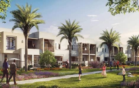 3 Bedroom Villa for Rent in Town Square, Dubai - Largest Type 5 | 3BR + Maid | Hayat Villa | Townsquare FOR RENT