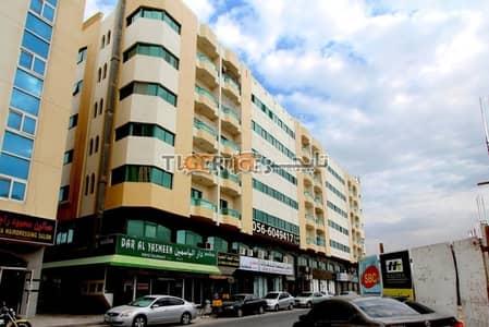 1 Bedroom Apartment for Rent in Al Mujarrah, Sharjah - Spacious 1 BR Flat in Al Mosalla in Sharjah for 20