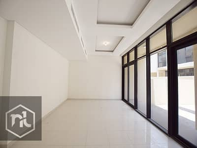 3 Bedroom Townhouse for Sale in DAMAC Hills (Akoya by DAMAC), Dubai - Three Bedrooms Plus Maid Villa Brand New & Ready to Move