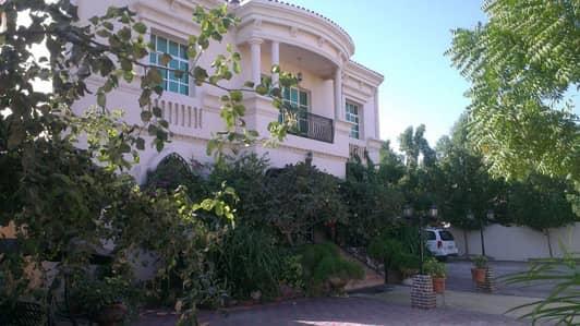 4 Bedroom Villa for Rent in Al Rawda, Ajman - 10000 SQFT Specious 4 Bedroom | Hall | Majlis | Maid Room | Garden | Villa Available For Rent.