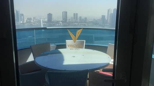 4 Bedroom Apartment for Sale in Al Majaz, Sharjah - Panoramic View 4 Bed Apt - Higher Floor