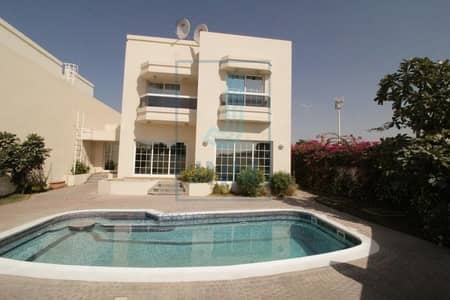 4 Bedroom Villa for Rent in Al Manara, Dubai - 5 bedroom Villa with Private Pool & Garden