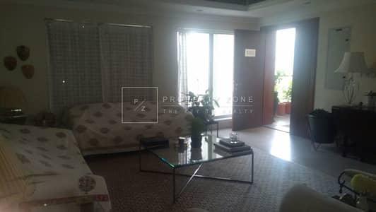 3 Bedroom Villa for Sale in Business Bay, Dubai - Podium Villa 3 BR+Maid+Store+Terrace+Family Room